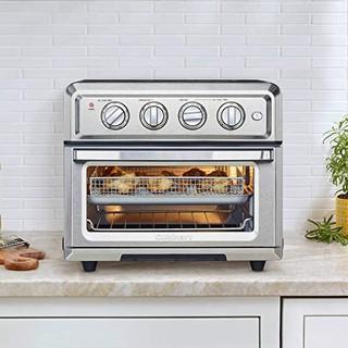 Lò chiên nướng không dầu Cuisinart TOA-60HK (17 lít), hàng Mỹ, Sx tại Trung Quốc, bảo hành 2 năm-Cuisinart Air Fryer