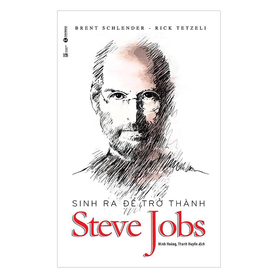 Sinh Ra Để Trở Thành Steve Jobs - 2722286 , 450360280 , 322_450360280 , 155000 , Sinh-Ra-De-Tro-Thanh-Steve-Jobs-322_450360280 , shopee.vn , Sinh Ra Để Trở Thành Steve Jobs