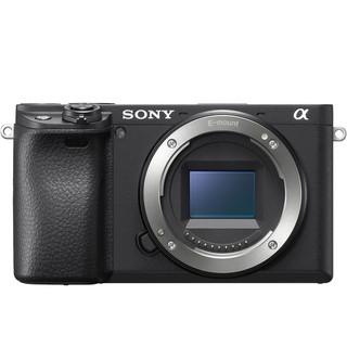 Máy Ảnh Ống Kính E-mount Sony Alpha 6400 ILCE-6400 BAP2 (tặng kèm thẻ nhớ 32GB) thumbnail