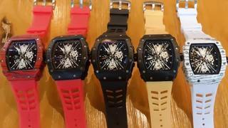 Đồng hồ nam Richard/ thời trang/ chất lượng cao/ chống thấm nước ( TẶNG PIN )