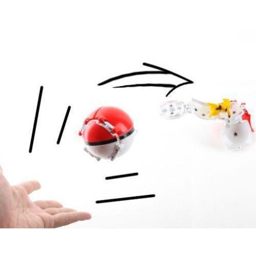 Set 4 quả bóng Pokemon đồ chơi cho bé