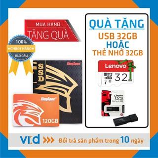 [CHÍNH HÃNG]Ổ cứng SSD 120GB KingSpec - Bảo hành chính hãng 36 tháng