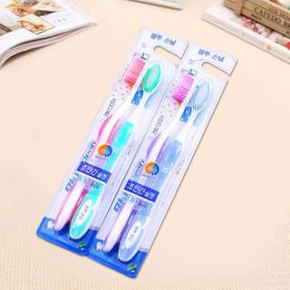 Bộ 2 chiếc bàn chải đánh răng Hàn Quốc siêu mềm