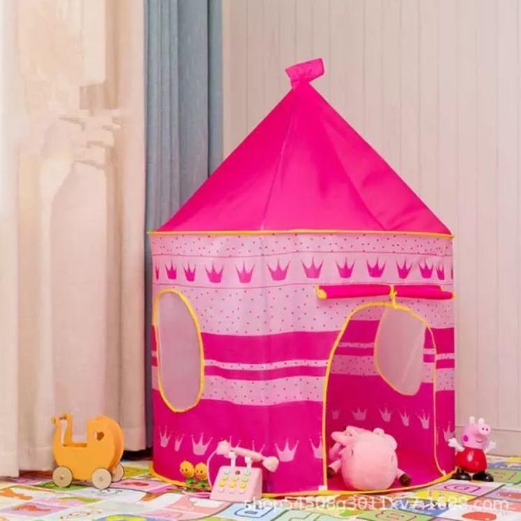 TENDA Lều đồ chơi hình lâu đài cho bé 018-23