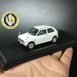 [Không hộp, xe như mới] Xe Mô hình tỉ lệ 1:43 Norev – Honda Life 1970