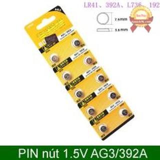 Pin Nút AG3 392A LR41 L736 192 TianQiu thumbnail