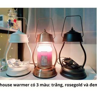 Đèn đốt nến Yankee candle cảm ứng 3 nấc ánh sáng sang trọng