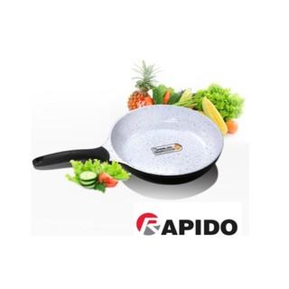 Chảo từ chống dính Rapido ( 24 cm, tráng men gốm Ceramic nhập khẩu Đức)