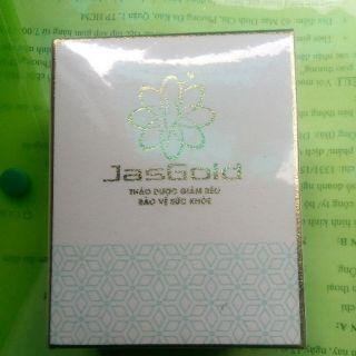 [MUA 1 TẶNG 1] Thảo dược giảm béo bảo vệ sức khỏe Jasgold 1 hộp. TẶNG 1 hũ Saffron Super Negin Bahraman 1g 350k.