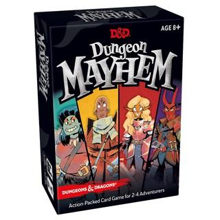 Trò chơi Dungeon Mayhem – Board Games