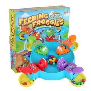 💍7️⃣9️⃣. Bộ đồ chơi ếch ăn đậu