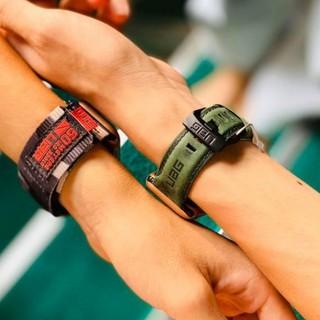 [Mã ELORDER5 giảm 10K đơn 20K] Dây đeo Apple Watch U.A.G Active Watch Strap , vải dù size 38/40mm 42/44mm
