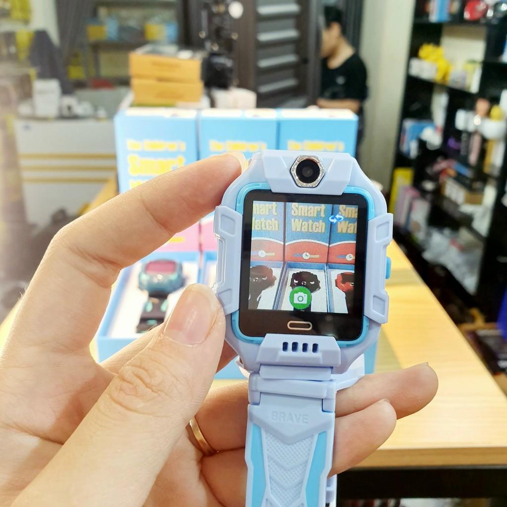 Đồng hồ định vị Y9W 2 camera 2020