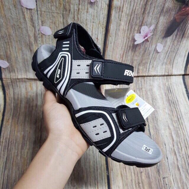 Dép sandal nam quai dán mẫu mới
