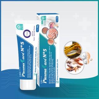 Gel bôi da PlasmaKare No5 kháng khuẩn, hết ngứa, lành nhanh loét, vết thương hở, xử lý mọi vấn đề về da
