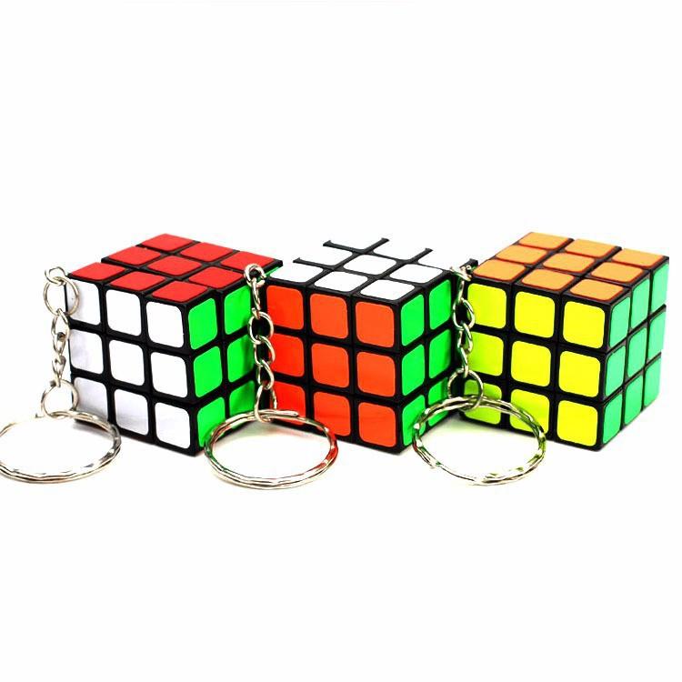 [ vpp Trí Tuệ ] - móc khóa Rubik 3x3