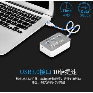 Đầu đọc thẻ nhớ cổng USB3.0 đa năng chất lượng cao