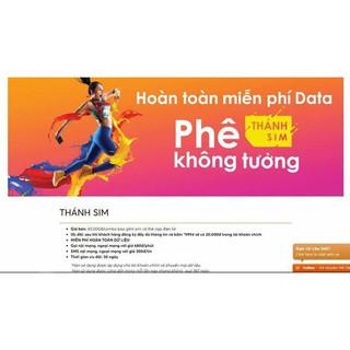 [Ship Siêu Rẻ] – THÁNH SIM 4G Vietnamobile không giới hạn dung lượng – Chuyên Cung Cấp Sỉ và Lẻ