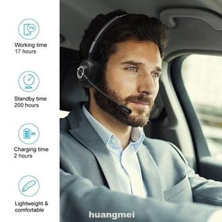 Tai Nghe Bluetooth Không Dây Giảm Tiếng Ồn Kèm Phụ Kiện