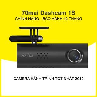 Yêu ThíchCamera hành trình Xiaomi 70Mai 1S chính hãng bảo hành 12 tháng