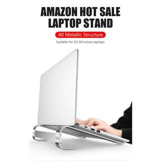 Giá Đỡ Máy Tính, Laptop, iPad, Macbook Hợp Kim Nhôm Cao Cấp L200.cấu hình thấp