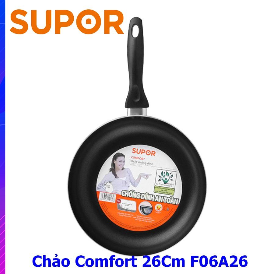 Chảo Chống Dính Supor Comfort F06A26 26 cm