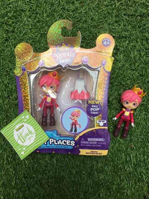 Shopkins Happy Places Royal Trends FULL BOX