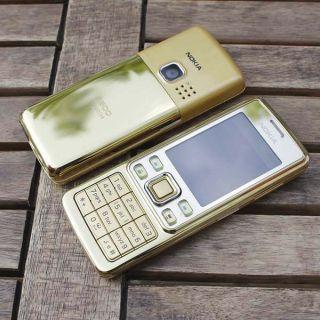 Điện thoại nokia 6300 gold - chính hãng cũ 99%
