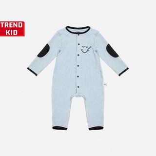Sleepsuit cho bé trai bé gái từ 5 đến 19kg màu xanh BABYWANT thumbnail