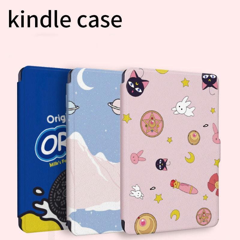 Bao Da Bảo Vệ Siêu Nhẹ Cho Kindle Paperwhite 1 / 2 / 3 Kpw 4 Youth Edition 658 Kindle 558