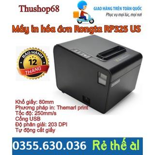 Máy in hóa đơn Rongta RP325 US thumbnail