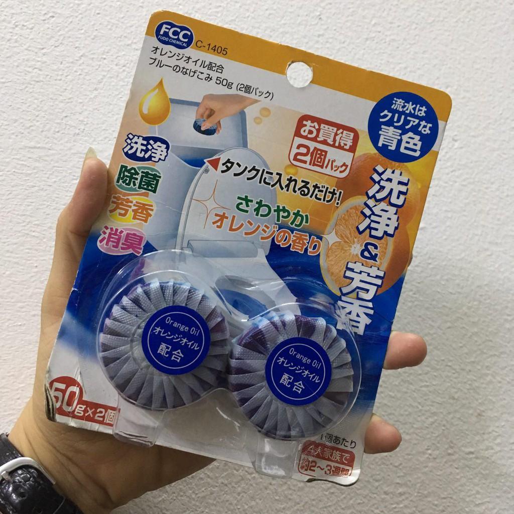 Tẩy toilet 50gr*2 CS-1405