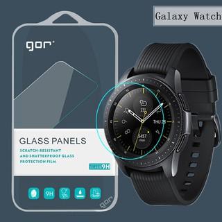 Samsung Galaxy Watch - Miếng dán cường lực Gor trong suốt bảo vệ màn hình đồng hồ thông minh Samsung Galaxy Watch