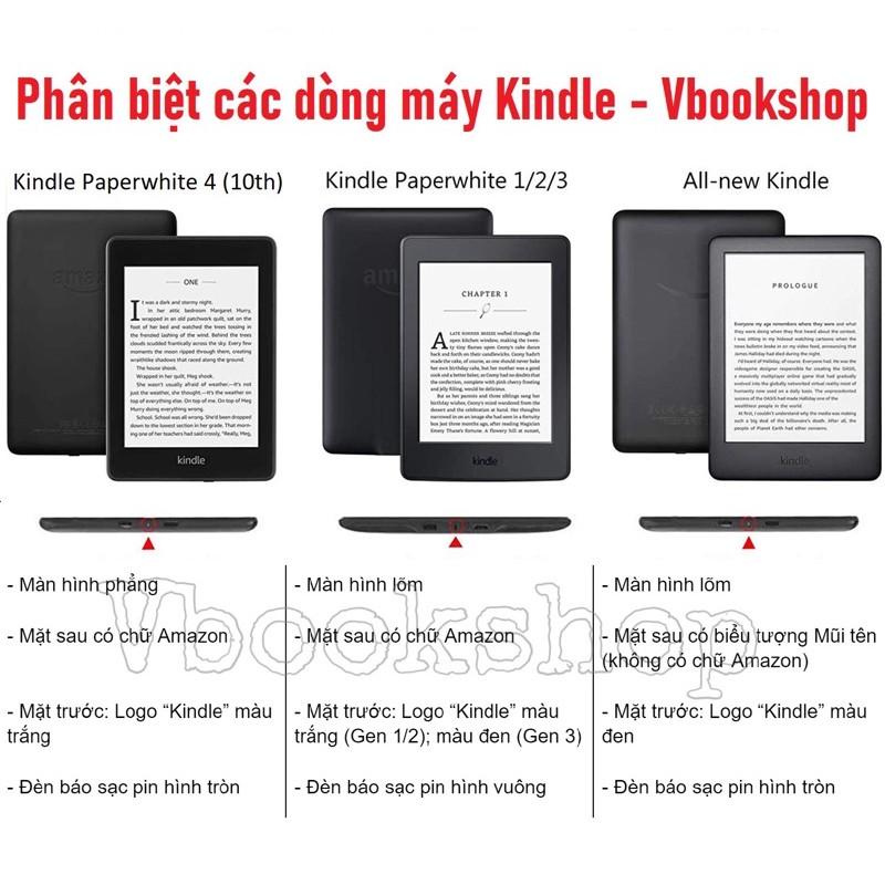 Bao da Kindle Paperwhite dành cho Máy đọc sách