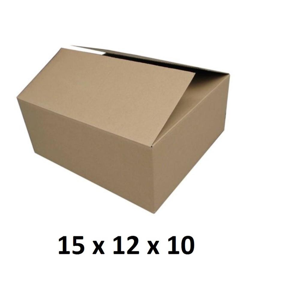 15x12x10 Combo 50 hộp carton đóng hàng
