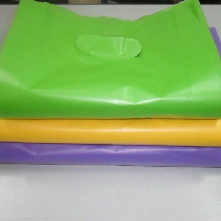 Túi HD/ Túi Nilong Màu Bịch 1 Kg Giá Rẻ Đóng Gói Hàng Hóa Cho Shop [Size 25x35cm, Giao màu ngẫu nhiên]