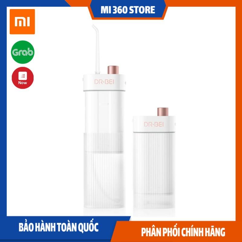 Máy tăm nước Xiaomi Dr Bei Water flosser F3 ✅ Tiện lợi du lịch gấp gọn gàng