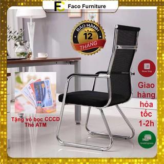 Ghế văn phòng, Ghế làm việc, ghế xoay văn phòng cao cấp, Ghế chân quỳ lưng cao tựa đầu Model Luxury mới nhất 2020