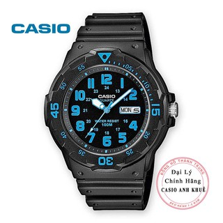 Đồng hồ nam Casio MRW-200H-2BVDF dây nhựa