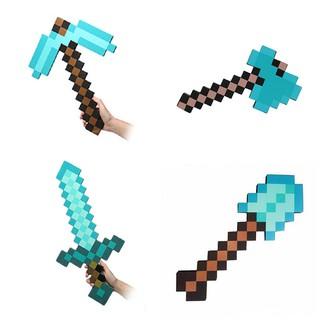 Combo Rìu Kiếm Cuốc Xẻng Minecraft