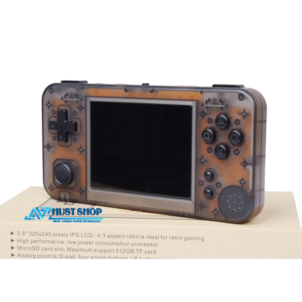 Máy Chơi Game GKD350h Màn Hình 3.5 inch IPS Chơi PSP PS1 Tặng Kèm Thẻ Nhớ 32GB