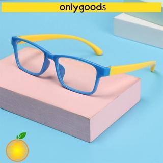 🎉Only🎉 Mắt kính gọng silicon mềm chống tia bức xạ siêu nhẹ thời trang cho bé