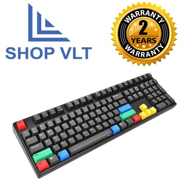 Bàn phím cơ iKBC CD108 Blue switch Black PBT Keycaps - Hàng chính hãng - 22222682 , 1611303892 , 322_1611303892 , 1880000 , Ban-phim-co-iKBC-CD108-Blue-switch-Black-PBT-Keycaps-Hang-chinh-hang-322_1611303892 , shopee.vn , Bàn phím cơ iKBC CD108 Blue switch Black PBT Keycaps - Hàng chính hãng