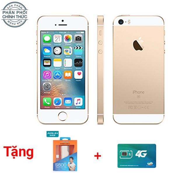 Điện thoại iphone 5s black quốc tế hàng chính hãng 99% - Tặng sạc dự phòng + Sim 4G