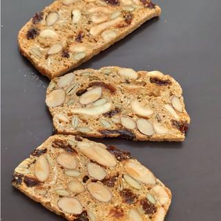 Biscotti Bánh ăn kiêng, Bánh giảm cân siêu hạt 200g, 500g