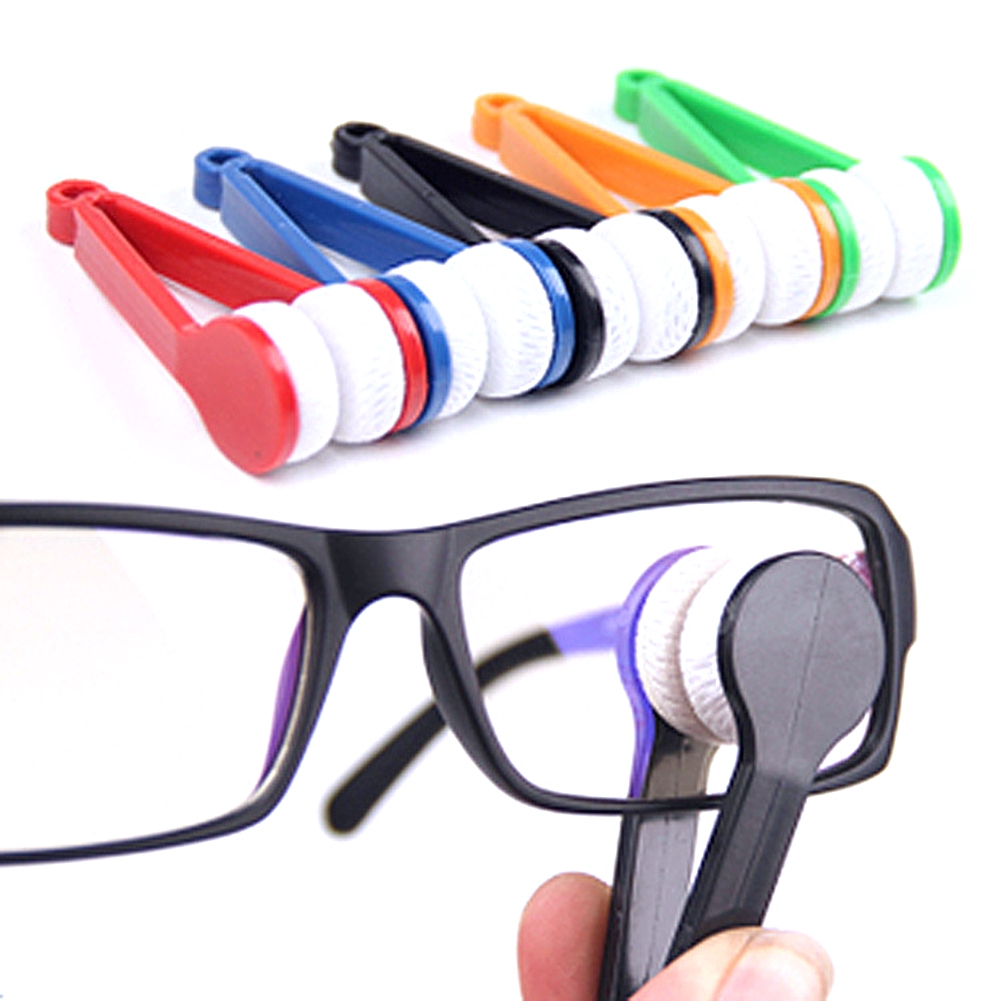 Lens Microfiber Glasses Safely Quickly Clear Glasses Lens