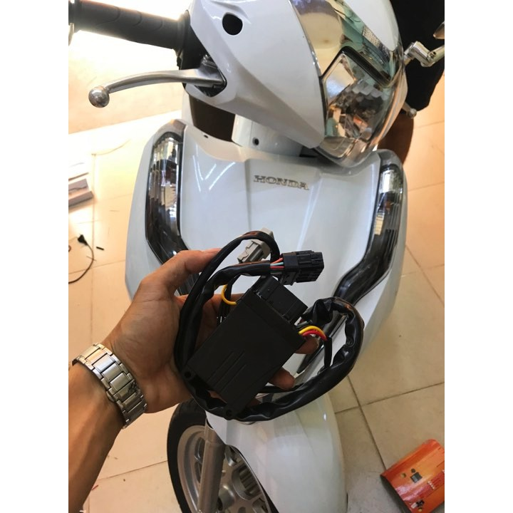 Bộ Khoá Chống Cướp Smartkey Cho xe Honda Lead 2019 | Shopee Việt Nam