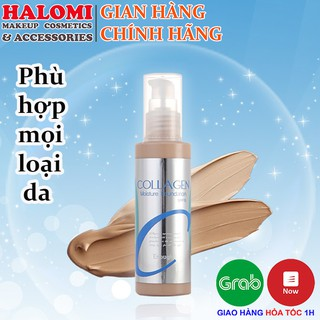 Kem nền Collagen Moisture Foundation 100ml chính hãng Hàn Quốc makeup phù hợp cho tất cả các loại da thumbnail