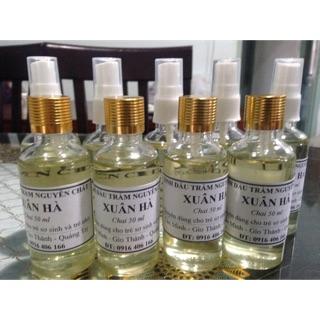 Tinh dầu tràm Xuân Hà – chai 50ml
