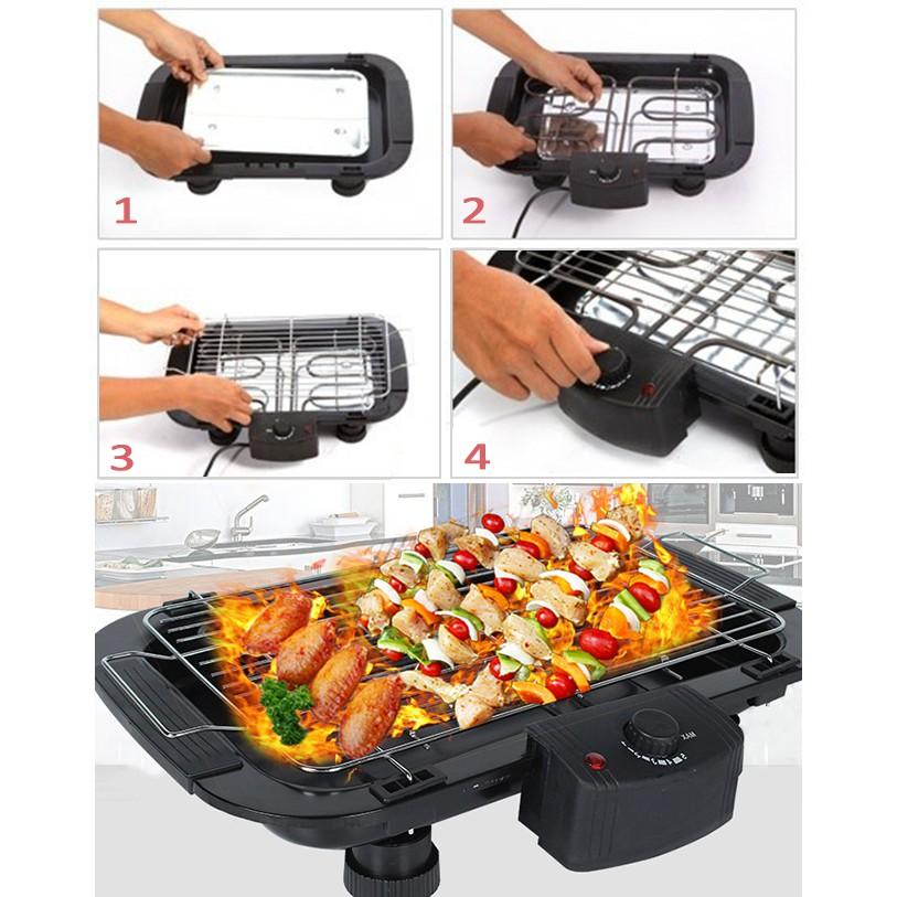 Bếp nướng điện không khói cao cấp